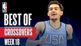 NBA's Best Crossovers   Week 18 by NBA