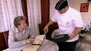 Chef ramsay 39 s first impressions of sebastians ramsay 39 s for Q kitchen nightmares