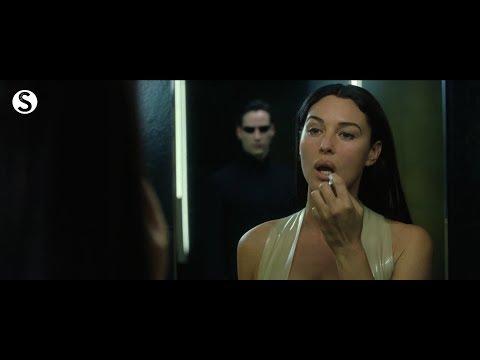 The Matrix Reloaded Kiss Scene
