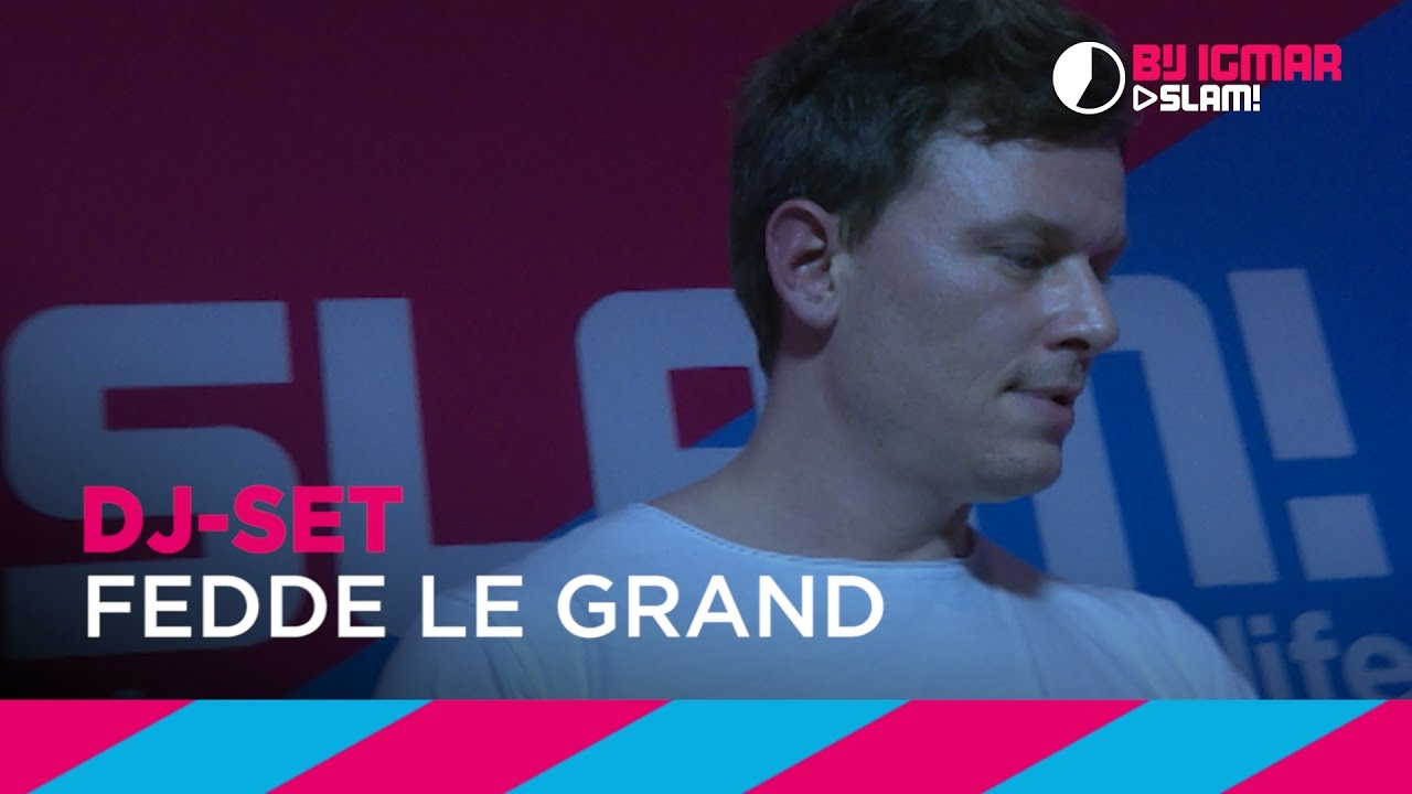 Fedde Le Grand - Live @ Bij Igmar 2017