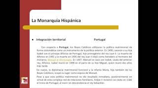 Umh1193sp 2013-14 Bloque 3.1.1 Integración Territorial Y Unificación Jurídica