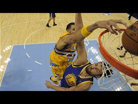 2013 Playoffs: Top 10 Dunks of the First Round_Kosrlabda videk. Legeslegjobbak