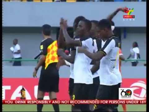 Ghana vs Niger 6-5 Penalty shootout 24/05/2017 Semi final Africa Cup U17