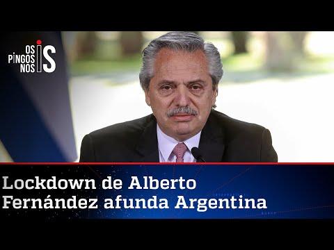 Brasil sai da recessão, enquanto Argentina afunda
