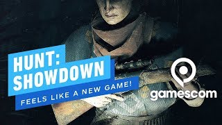Crytek on Why Hunt: Showdown Feels Like a 'Completely New Game' - Gamescom 2019 by IGN
