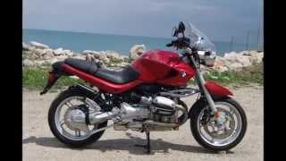 8. 2003 BMW R1150R