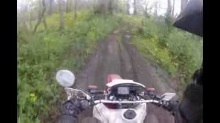5. XR650L Trail Ride