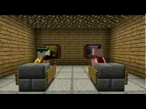 Notch Plays Minecraft (ItsJerryAndHarry)