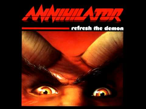 Annihilator - Ultraparanoia lyrics