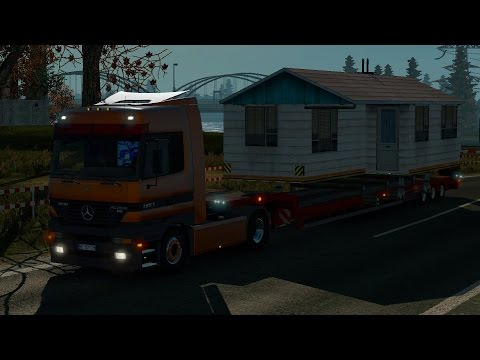 Mercedes Benz Actros MP1 v2.5