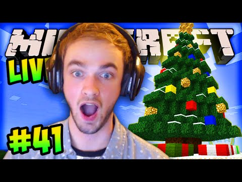 "MINECRAFT (How To Minecraft) – w/ Ali-A #41 – ""CHRISTMAS TREE!"""