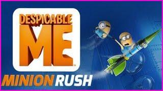 Despicable Me: Minion Rush Level 2-21 Minion Beach [IOS]