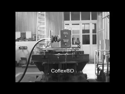Cofi S.r.l. Prove di shock comparativa tra giunti d'espansione in gomma