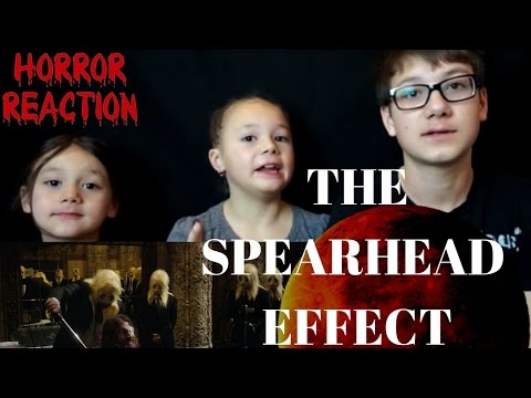 THE SPEARHEAD EFFECT Trailer Reaction!