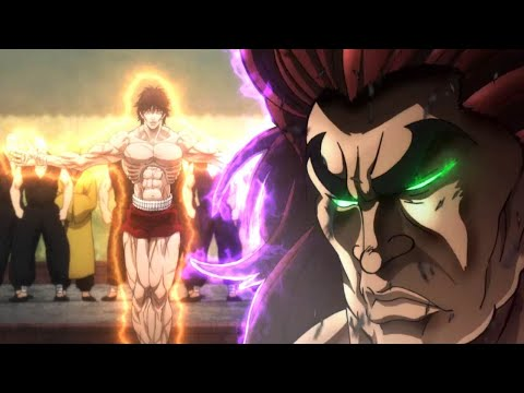 Baki (2020)「AMV」- DESTROY Rob Bailey / The Grappler Baki S4