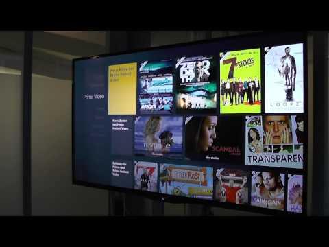 Die Streaming-Box Amazon Fire TV im Test