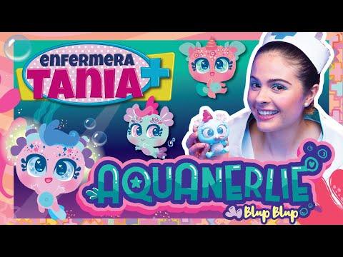 AQUANERLIES BLUP BLUP - Nurse Tania - Distroller USA