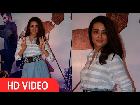 Surveen Chawla At Special Screening Of 24 Season 2