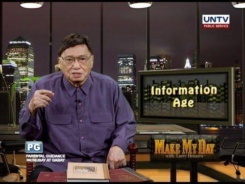 UNTV: Information Age (Part 5)