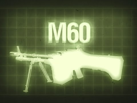 m60 - Facebook: http://facebook.com/XboxAhoy Twitter: http://twitter.com/xboxahoy In this episode, we're covering the third LMG - the M60. It's a fully automatic w...