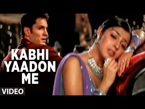 Kabhi Yaadon Me Aau Kabhi Khwabon Mein Aau - Full Video Song By Abhijeet (tere Bina)