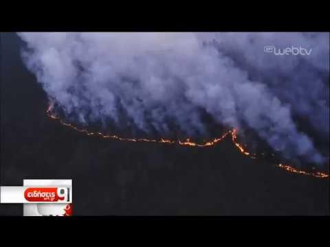 «Ακραίος» καιρός στον πλανήτη – Πλημμύρες διαδέχονται τις πυρκαγιές | 01/08/2019 | ΕΡΤ