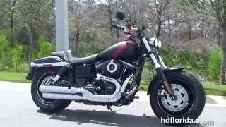 10. New 2014 Harley Davidson Fat Bob Motorcycles for sale