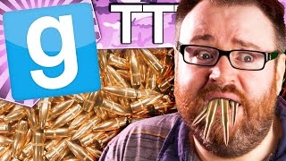 BULLET TOOTH TONY - Gmod TTT (Garry's Mod Funny Moments)