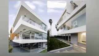 Дизайн частного трехэтажного дома Flip Flop от студии Dan Brunn