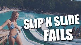 Best Epic SLIP SLIDE n FLY FAILS