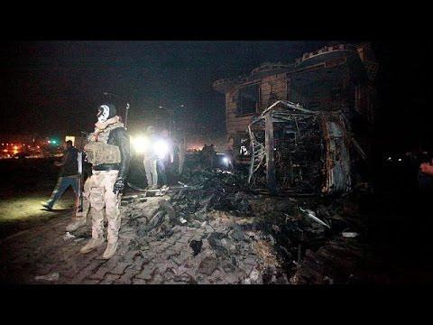 Εκατόμβη νεκρών από επίθεση του IΚΙΛ με στόχο σιίτες προσκυνητές στο Ιράκ