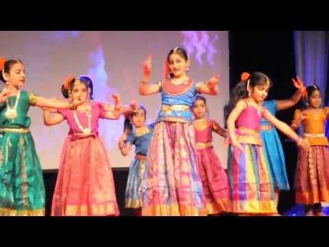 Mokkajonna Thotalo by NMSD kids at Asian American Fair 2013