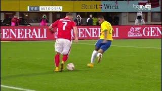 Marko Arnautovic im Freundschaftsspiel gegen Brasilien