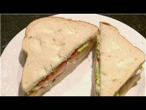 Sandwich Recipes : Chicken Sandwich Recipe