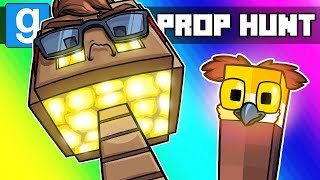 Video Gmod Prop Hunt Funny Moments - The Most OP Minecraft Prop Ever! MP3, 3GP, MP4, WEBM, AVI, FLV Agustus 2019