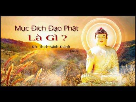 Mục Đích Đạo Phật Là Gì?