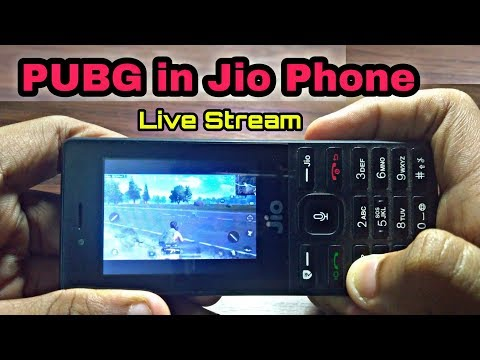 How To Download PUBG in Jio Phone , Jio phone main Pubg game Download play pubg