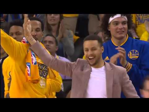 NBA Highlights: Rockets @ Warriors Game 5