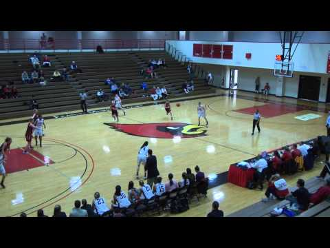 No. 13 CUA holds on for 54-53 win over Susquehanna