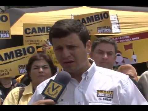 Primero Justicia: Maduro está hipotecando el futuro  de nuestros hijos