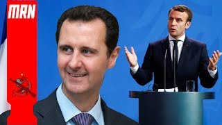 Summit of US and French Presidents provides final confirmation that the West's regime change war in Syria has failed and is being abandoned. Source: ...