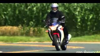 5. 2012 Honda Cbr250r