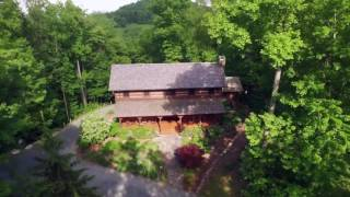 Banner Elk (NC) United States  City pictures : 66 Acre Ultra Private Log Home in Banner Elk, North Carolina