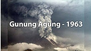 Download Video Dokumentasi Gunung Agung Meletus - 1963 MP3 3GP MP4