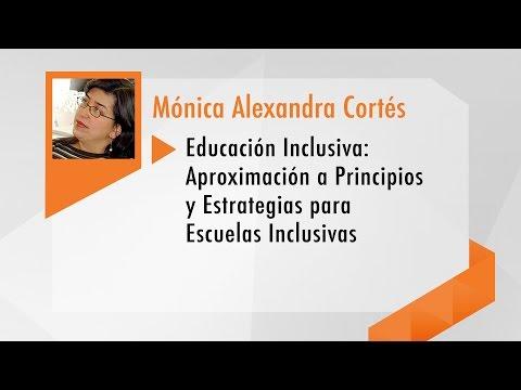 """Seminario en línea """"Educación Inclusiva: aproximación a principios y estrategias para escuelas inclusivas"""""""