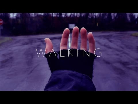 WALKING - short film - cinematography - calm dubstep track
