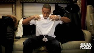 A day and night in the life of Ludacris