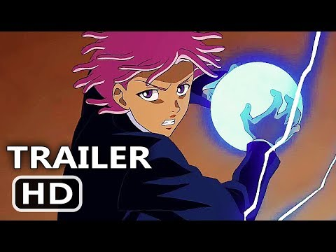 NEO YOKIO Official Trailer (2017) Jude Law, Jaden Smith, Netflix TV show HD