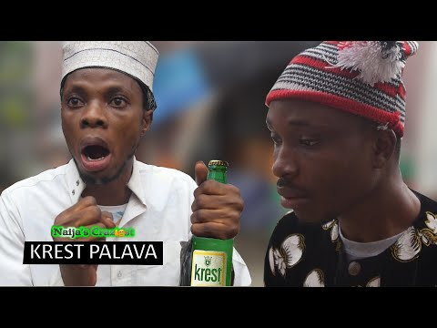 Krest Palava (Naijas Craziest Comedy) Episode 317