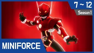 Video Miniforce Season 1 Ep7~12 MP3, 3GP, MP4, WEBM, AVI, FLV September 2018